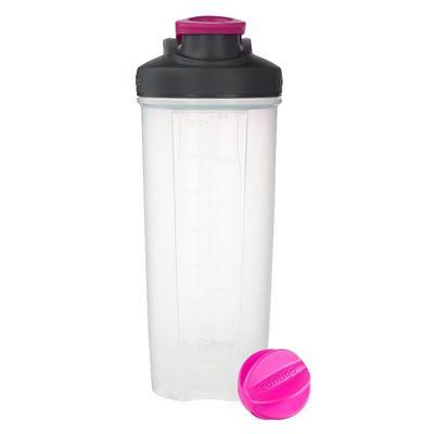Contigo Shake&Go Fit Neon Pembe 0,82Lt Protein Karıştırıcı Mug