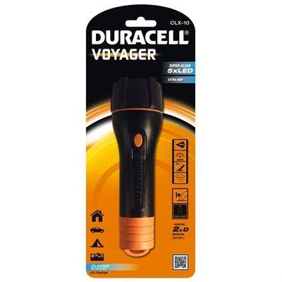 Duracell CLX-10 Classic Extended Dayanıklı Led Fener