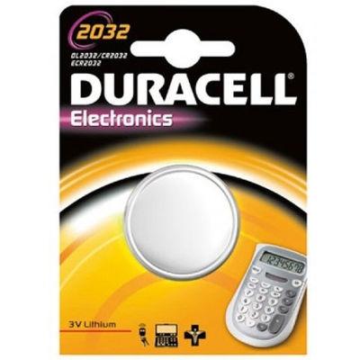 Duracell Electronics Lityum 2032 3 Volt Özel Pil
