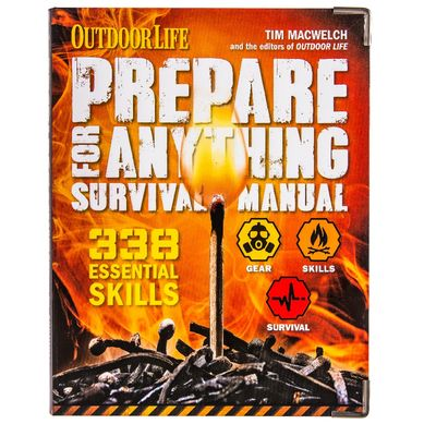 Prepare For Anything Manual