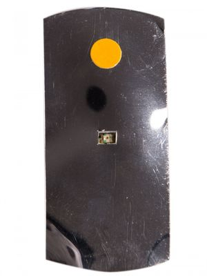 Reflektör Etiket 4lü Sarı
