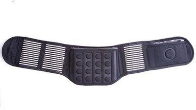 SH0203A (L) Magnettic Waist Belt (3502) Bel Bölgesi için Ped