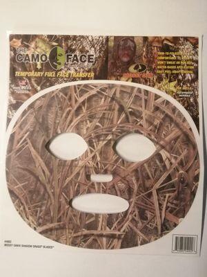 Shadow Grass Blades Kamuflaj Maske
