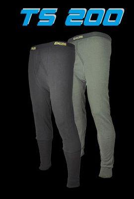 Termal Bay Siyah Pantolon Uzun TS 200 Içlik