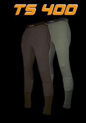 Termal Bayan Siyah Pantolon Uzun TS 400 Güçlendirilmiş Içlik