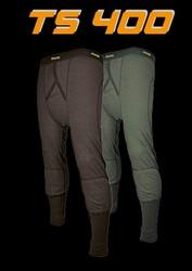 Thermo Function - Termal Bayan Siyah Pantolon Uzun TS 400 Içlik