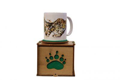 Yaban 2016 Çita Baskılı Kupa