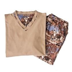 Yaban - Yaban Koton Pijama Takımı