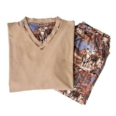 Yaban Koton Pijama Takımı