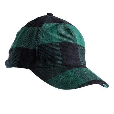Yaban Oduncu Yeşil Sapka